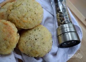 Итальянское печенье с перцем - фото шаг 4