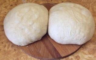Тесто на закваске для несладкой выпечки - фото шаг 5