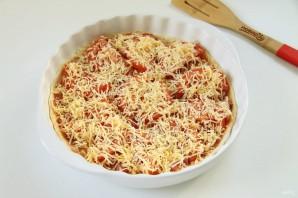 Студенческая пицца - фото шаг 11