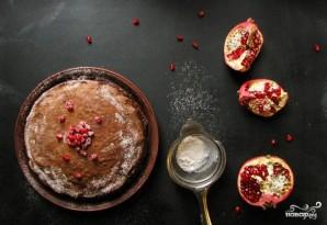 Блинный торт шоколадный - фото шаг 7