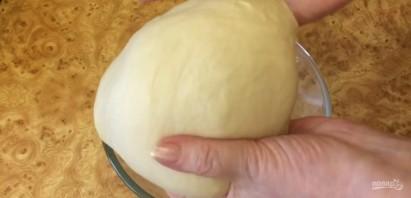 Мягкие сливочные булочки с корицей - фото шаг 3
