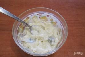 Картошка с окорочками в духовке - фото шаг 2
