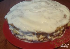 Картофельный торт - фото шаг 6