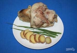 Рулька свиная вареная - фото шаг 5
