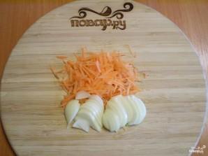 Вегетарианский гороховый суп в мультиварке - фото шаг 3