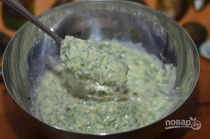 Мидии с сырно-чесночным соусом - фото шаг 6