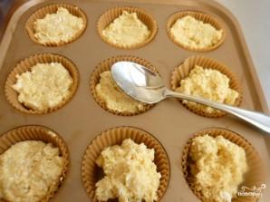 Творожные кексы в духовке - фото шаг 7