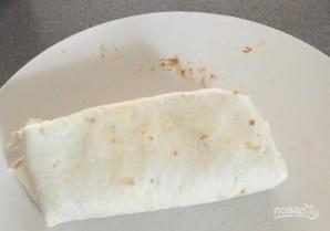 Куриный буррито - фото шаг 6