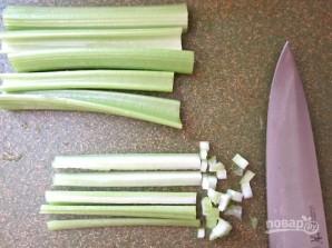 Салат из консервы тунца - фото шаг 1