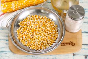 Попкорн из кукурузы - фото шаг 2