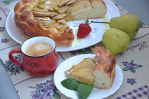 Дрожжевой пирог с грушами - фото шаг 15