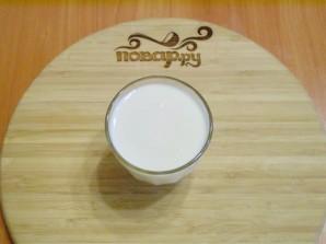 Кефир с сахаром - фото шаг 3