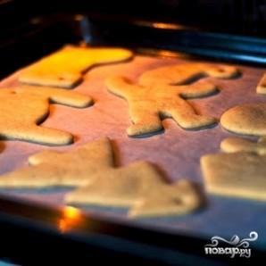 Новогоднее имбирное печенье - фото шаг 6