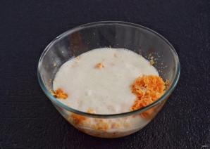 Запеканка из тыквы и моркови - фото шаг 4