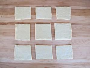 Cлоеные пирожки с творогом - фото шаг 2