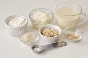 Постный сыр в домашних условиях - фото шаг 1