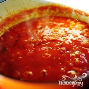 Спагетти с фрикадельками - фото шаг 21