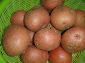 Гарнир из картофеля в духовке - фото шаг 1