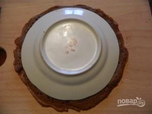 Быстрый торт на сковороде с заварным кремом - фото шаг 13