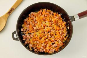Пицца с морковью - фото шаг 8