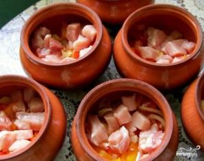 Вкусные горшочки со свининой - фото шаг 8