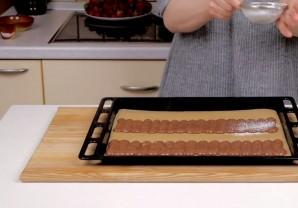 "Торт-десерт ""Дары лета"" - фото шаг 4"