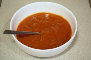 Острый соус к курице - фото шаг 1