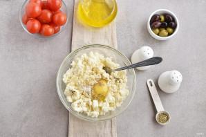 Греческий пирог с козьим сыром - фото шаг 2