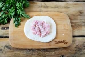 Беляши с мясом (мастер-класс) - фото шаг 4