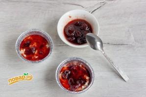 Творожный десерт с маршмеллоу - фото шаг 4