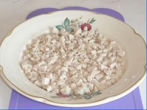 Салат грибной с опятами - фото шаг 5