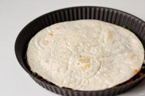 Тортилья в духовке - фото шаг 6