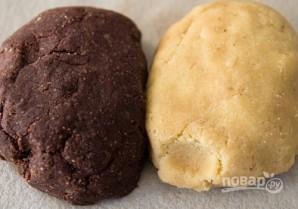 """Шоколадное печенье """"Поцелуй дамы"""" - фото шаг 4"""