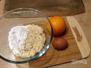 Апельсиновые флорентины - фото шаг 1