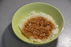 Булочки с рисом - фото шаг 13