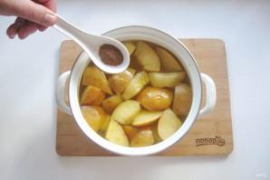 Яблочный компот с корицей - фото шаг 5