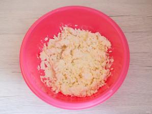 Творожное печенье без сахара - фото шаг 2