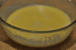 Омлет с мукой и молоком - фото шаг 3