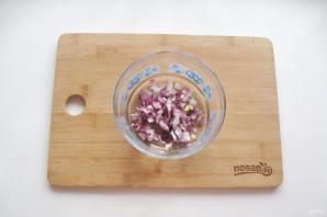 Салат из свеклы и помидоров - фото шаг 2