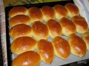 Рецепт дрожжевых пирожков в духовке - фото шаг 7