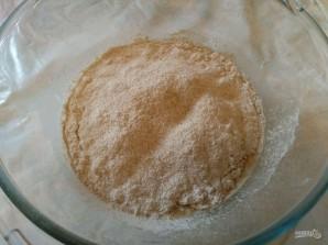 Луковый хлеб из жидкого теста - фото шаг 3