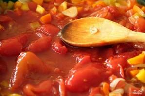 Итальянский суп из помидоров - фото шаг 7