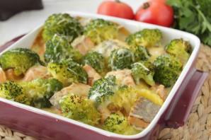 Запеканка с брокколи и картофелем - фото шаг 5