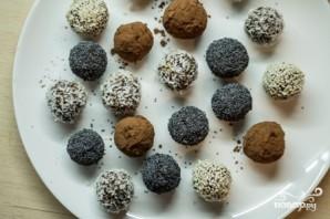 Веганские конфеты из сухофруктов - фото шаг 7