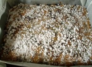 Пирог с замороженными ягодами - фото шаг 7
