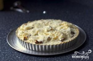 Пирог с луком и цветной капустой - фото шаг 6