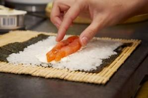 Суши с сыром - фото шаг 5