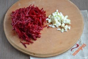 Борщ вегетарианский диетический - фото шаг 4