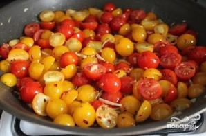 Постный салат с красной фасолью - фото шаг 2