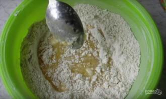 Имбирный кекс с изюмом и цукатами без сахара - фото шаг 3